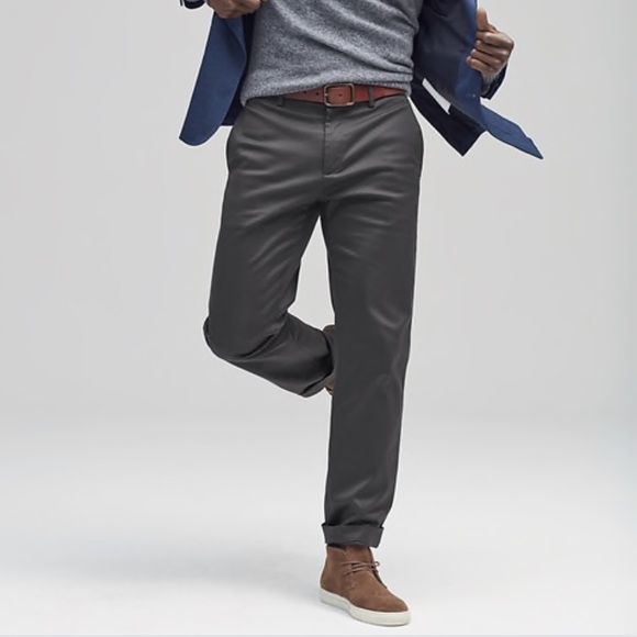 d4910f710 Banana Republic Pants | Mens Skinny Fit Grey Chinos Nwt | Poshmark